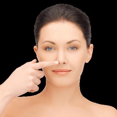 Depilación láser nariz